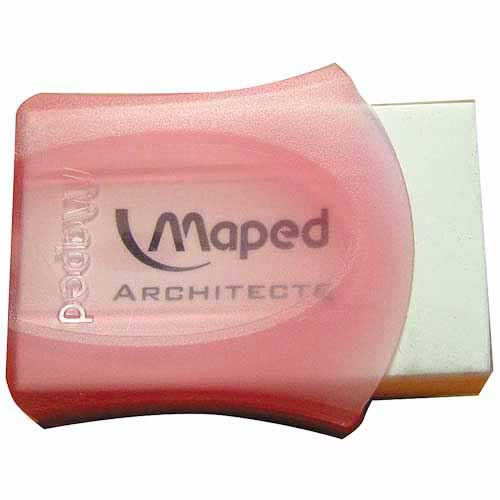 Gommes architecte maped